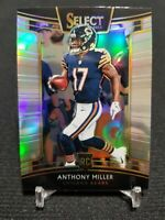 2018 Panini Select Concourse Prizm Silver RC #38 ANTHONY MILLER Chicago Bears
