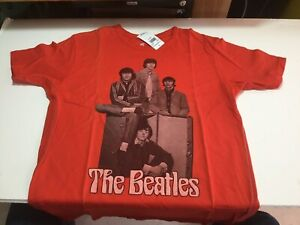 Vintage The Beatles Limited Edition T Shirt from Bloomingdales NEW