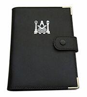 Masonic Soft Leather Ritual Book Cover