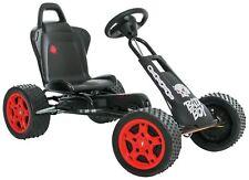 Ferbedo Cross Runner R-1 Go Kart - Black.
