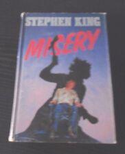 Misery - Stephen King - Edizione Rilegata -