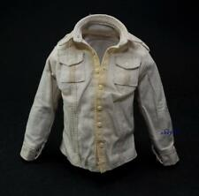 1/6 Scale Hot Toys DX05 Indiana Jones Riders of The Lost Ark Shirt