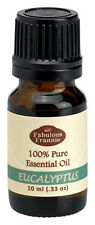 Eucalyptus 10ml Pure Therapeutic Essential Oil BUY 3 GET 1 FREE Fabulous Frannie