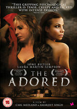 THE ADORED - NEW EROTIC THRILLER