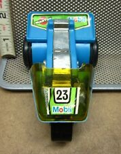 Mobil vtg spinner motorcycle beat-up toy 1970s Hong Kong Martini #23