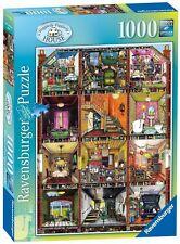 RAVENSBURGER HIGGLEDY PIGGLEDY HOUSE 1000 PIECE JIGSAW PUZZLE - NEW GIFT