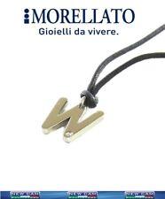 MORELLATO COLLANA LETTERA W CON DIAMANTE S01704PW L.€38