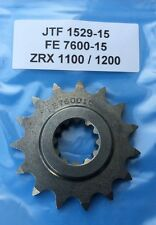 Tuning Kettenritzel 15 Zähne Kawasaki ZRX 1100, ZRX 1200, Ritzel FE 7600-15, neu
