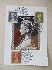 "Princess Grace Kelly - 4"" X 6""  Postcard - Vintage 1950's"