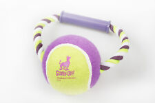 SCOOBY DOO Dog Rope Toy With Tennis Ball