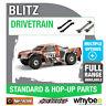 HPI BLITZ DRIVETRAIN Genuine HPi Racing R/C Standard & Hop-Up Parts!
