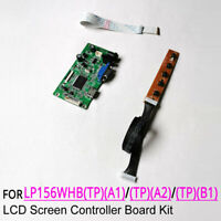 For LP156WHB (TP)(A1)/(A2)/(B1) EDP 30-Pin 1366x768 monitor controller board kit