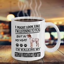 German Wirehaired Pointer,Deutsch Drahthaar,Vorstehhund,Dra hthaar,Cup,Gwp,Mugs