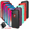 For Apple iPhone XR XS Max 8 Plus Case Protective Defender Shockproof Cover