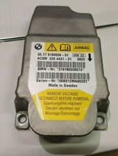 Genuine BMW Airbag Sensor Control Module Fits 5 Series E60 / E61 9160558