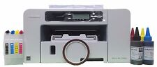 Ricoh SG2100N Printer for Dye Sublimation, Heat Press, Cartridges & Ink Bundle