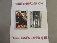 ROXETTE FAVORITES FROM CRASH BOOM BANG CASSETTE