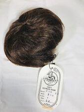 Imsco Doll Hair 100% Human Hair Brown size 12