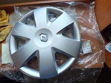 """Neuf origine Renault Megane & Scenic 2 16"""" MONASTELLA enjoliveur de roue 8200254245 B111"""