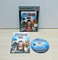Sony Playstation PS2 - WWE Smackdown VS Raw 2008 - PAL