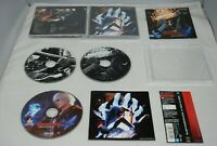 Devil May Cry Original Soundtrack CD & Special DVD 2pcs w/ Obi Japan Import