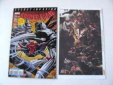 SPIDER-MAN - N°114 avec LITHOGRAPHIE - COMICS - (serie 2) PANINI COMICS