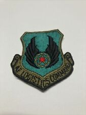 AIR FORCE LOGISTICS COMMAND US Army Patch