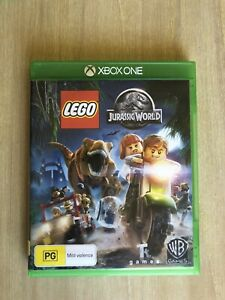 Microsoft Xbox One Lego Jurassic World  Excellent Condition Free Post Complete
