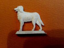 figurine chien Terre Neuve Val de Saône 1950 rare