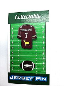 Washington Redskins Joe Theismann jersey lapel pin-Collectable-1982 SB Champion