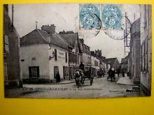 CPA-NEAUPHLE-LE-CHATEAU -La Rue Saint-Nicolas 1904   Réf 238/02