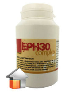 UK Best Selling EPH30+ Complex - 60 caps  (official seller)