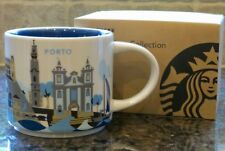 NWT Starbucks PORTO Portugal You Are Here YAH Collector Series Mug with SKU