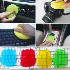 Sticky goma limpia pegamento Suave Mágico Gel de sílice Coche Limpiador de polvo suciedad del teclado pc