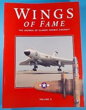 Vol. 3 Wings Of Fame The Journal Of Classic Combat Aircraft