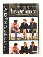 Love ETC DVD Charlotte Gainsbourg