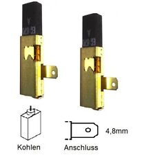 Kohlebürsten FESTOOL TS 55, TS 75, TS75 EBQ, 492014 - 6,3x10x17,5mm (2267)