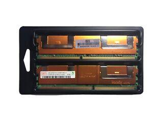 2 X Hynix 1GB 2RX8 PC2-5300F DDR2 Desktop RAM