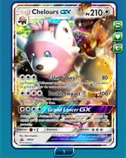 Pokémon DIGITAL Carte TCG online -  Chelours GX  SM34
