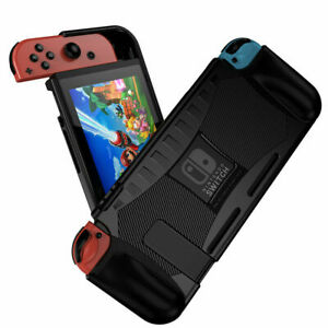 Nintendo Switch Portable Carry Case Shell Pouch Soft Silicone Rubber Shockproof
