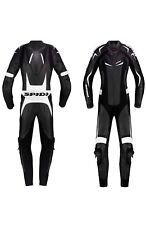Spidi Mantris Wind Pro Motorcycle One Piece Leather Suit UK40 EUR50