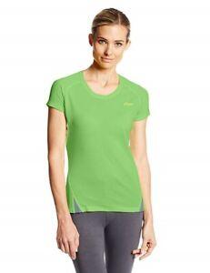 Womens ASICS Fuji Light Top Pistachio Green Size Small $52 - NWT