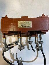Fuji Electric RDS-0.88 AC Reactor transformer 114 A Used