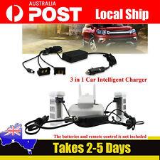 AU! Car Charger For DJI Phantom 3 Professional/Advanced/Standard Battery& Remote