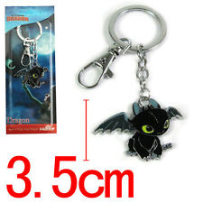 How To Train Your Dragon Toothless Night Fury toy doll Figure necklace Pedant