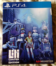 Lili Limited Edition PS4 Playstation 4 Limited Run Games #77 NEW SEALED