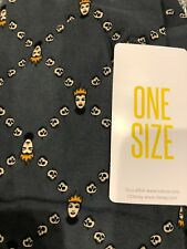 019141a5c4c093 New LuLaRoe OS Leggings Disney Snow White Queen Poison Apple Diamond Grey