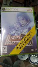 dynasty warriors 6 xbox 360 (promo version)