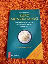 Euro Münzkatalog 2. Auflage 2002