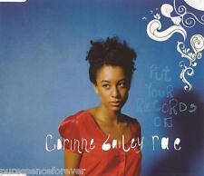 CORINNE BAILEY RAE - Put Your Records On (UK 2 Tk CD Single)